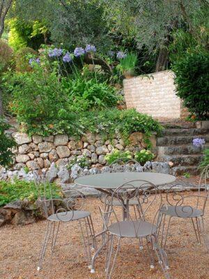 Jardin côté studio